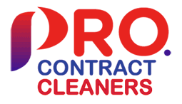 Pro Contract and Commercial Cleaners Logo